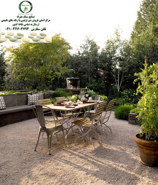 طراحی محوطه باغ ویلا و ساختمان های متفاوت: تصاویر طراحی باغچه حیاط خانه های ویلایی جدید و زیبا